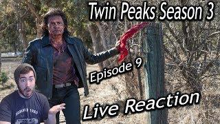 Download TWIN PEAKS SEASON 3 EPISODE 9 LIVE REACTION - *Explicit language* Video