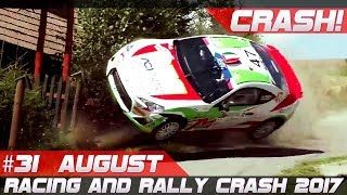 Download Racing and Rally Crash Compilation Week 31 August 2017 Video