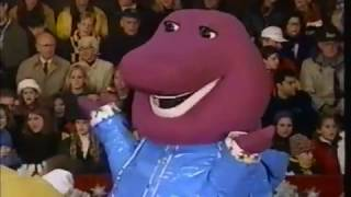 Download Barney in the 1998 Macy's Thanksgiving Day Parade Video