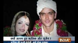 Download Watch The Reason Behind Hrithik-Suzanne Divorce - India TV Video