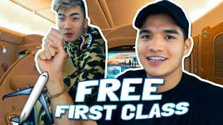 Download FREE FIRST CLASS FLIGHT! Video