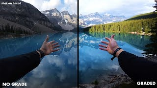 Download how to COLOUR GRADE your GOPRO VIDEOS Video