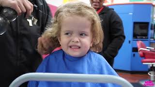 Download Penny & Grayson FIRST HAIRCUT VLOG 1012 Video
