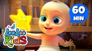 Download Rock-a-bye Baby - THE BEST Lullabies and Songs for Children | LooLoo Kids Video
