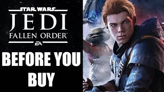 Download Star Wars Jedi: Fallen Order - 15 Things You Need To Know Before You Buy Video