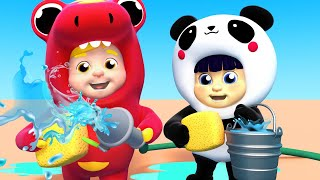 Download Car Wash Song For kids - Children Karaoke - One Zeez Nursery Rhymes Video