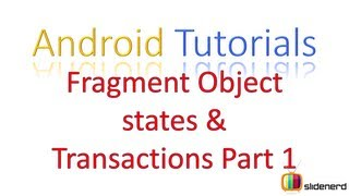 Download 126 Android FragmentTransaction Part 1   Video