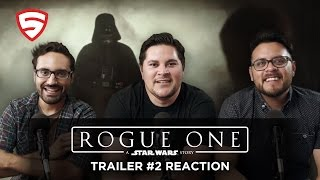 Download Rogue One: A Star Wars Story Trailer #2 Reaction Video