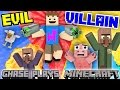 Download EVIL CHASE plays MINECRAFT! Revenge on the Village Destroyer (FGTEEV Gameplay) Video