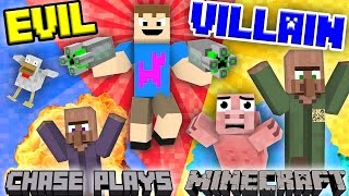 Download EVIL CHASE plays MINECRAFT! Revenge on the Village Destroyer (FGTEEV Gameplay) Video