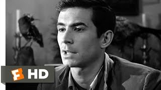 Download We All Go a Little Mad Sometimes - Psycho (3/12) Movie CLIP (1960) HD Video
