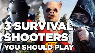Download 3 Survival Games You Should Definitely Try Video