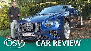 Download Bentley Continental GT 2018 has been worth the wait Video