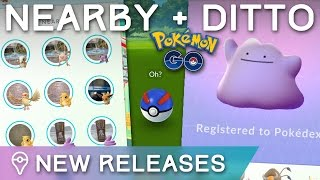 Download HOW TO GET DITTO IN POKÉMON GO + NEW TRACKER ROLLOUT CONTINUES Video