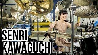 Download Senri Kawaguchi - Zildjian Factory Solo Video