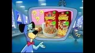 Download Flintstones Fruity Pebbles - Caper - Huckleberry Hound Yogi Bear Video