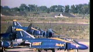 Download The Blue Angels F 4 Phantom Video