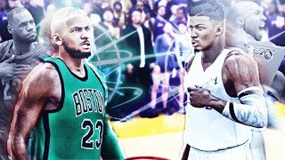 Download YOUNG KOBE VS YOUNG LEBRON | MyPlayer SHOWDOWN WHO's THE GOAT? ANKLES EXPOSED | NBA 2k17 MyCareer Video