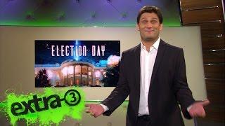 Download Christian Ehring: Die USA haben gewählt (1) | extra 3 | NDR Video
