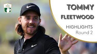 Download Tommy Fleetwood Highlights | Round 2 | 2019 Dubai Duty Free Irish Open Video