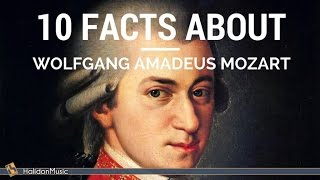 Download Mozart - 10 facts about Wolfgang Amadeus Mozart | Classical Music History Video