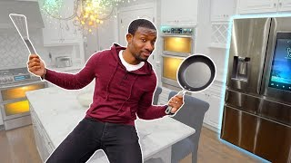 Download Teching Out Our Kitchen! (Smart Kitchen Tour 2019) Video