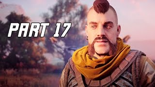 Download Horizon Zero Dawn Walkthrough Part 17 - Field of the Fallen (PS4 Pro Let's Play Commentary) Video