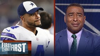 Download Cris on Dak Prescott: 'If you think Dak would be great anywhere, you're crazy' | FIRST THINGS FIRST Video