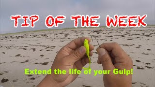 Download Surf Fluke and Pier + Tip of the Week- Use Gulp Longer Video