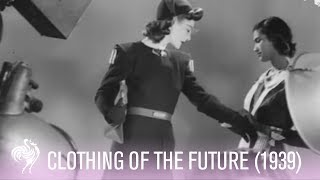 Download In The Year 2000: Fashion Predications from 1939 | Vintage Fashions Video