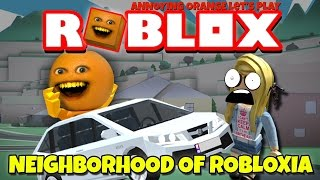 Download Annoying Orange Plays - ROBLOX: Neighborhood of Robloxia! Video
