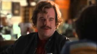 Download Philip Seymour Hoffman as Lester Bangs in the film ″Almost Famous.″ All scenes. Video