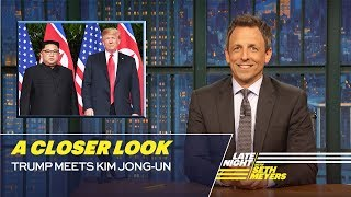 Download Trump Meets Kim Jong-un: A Closer Look Video