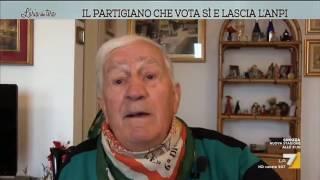 Download Il partigiano che vota Sì e lascia l'ANPI Video