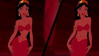 Download Women React To Realistic Disney Princess Waistlines Video