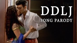 Download DDLJ Song Parody || Shudh Desi Gaane || Salil Jamdar Video