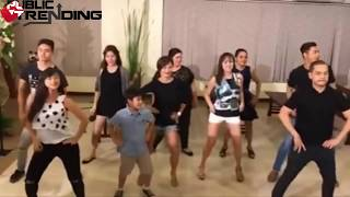 Download CRISTINE REYES TRUMPET DANCE CHALLENGE Video