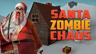 Download SANTA ZOMBIE CHAOS ZOMBIES MAP (L4D2 Zombie Game) Video
