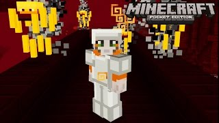 Download Minecraft: Pocket Edition - Fire Everywhere - No Home Challenge Video