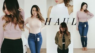 Download Summer Haul #2: Missguided, TopShop, H&M, Forever 21 | HAUSOFCOLOR Video