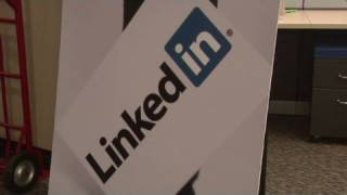 Download LinkedIn's IPO wake Video