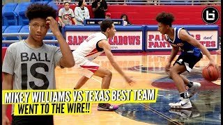 Download MIKEY WILLIAMS VS TEXAS BEST 8TH GRADE SQUAD! Video
