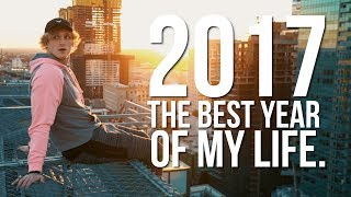 Download LOGAN PAUL - WHY 2017 WAS THE BEST YEAR OF MY LIFE. Video