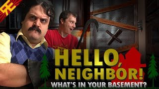 Download Hello Neighbor: What's In Your Basement (Live Action Musical) Video