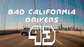 Download Bad Drivers of California 43 | Spring=Bad Drivers Awaken From Hibernation! Video