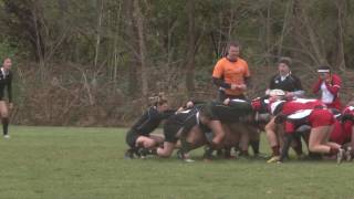 Download University of Cincinnati vs Davenport University Women's Rugby 2016 (Close-up Version) Video