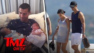 Download Cristiano Ronaldo Welcomes Twins! | TMZ TV Video
