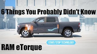 Download 2019 RAM eTorque: 6 Things You Probably Didn't Know Video