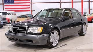 Download 1994 Mercedes E500 Video