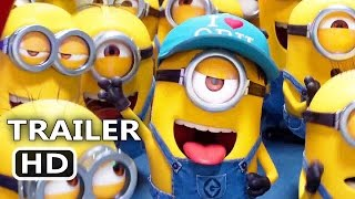 Download DЕSPІCАBLЕ MЕ 3 Official Trailer # 2 (2017) Minions Animation Movie HD Video